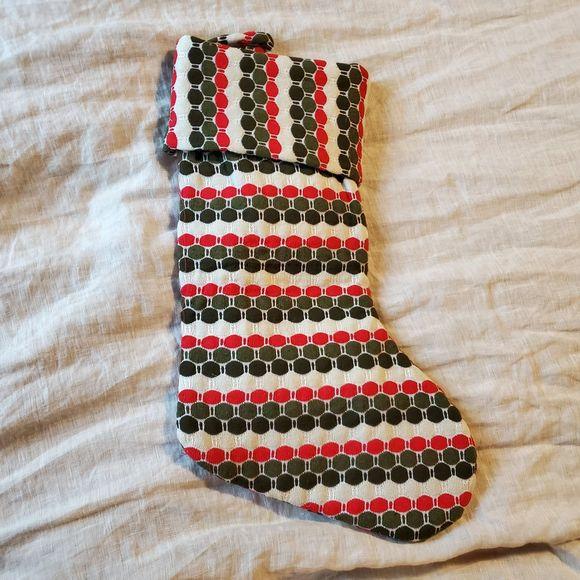 none Other - Retro Stocking- mid century modern pattern